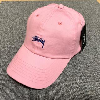 STUSSY - stussy キャップ ピンク