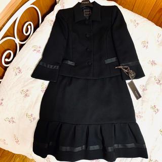 フォクシー(FOXEY)のフォクシー スーツ ジャケット スカート (スーツ)