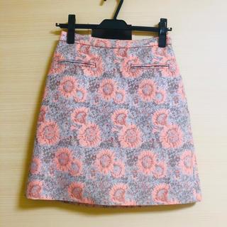 TOMORROWLAND - tomorro land♡ジャガードスカート