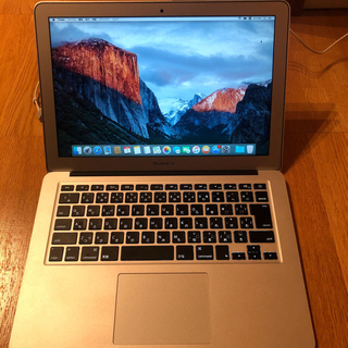 Apple - MacBook Air 13インチ