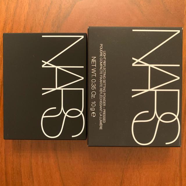 NARS(ナーズ)の ★NARS ナーズ ライトリフレクティングセッティングパウダープレストN  コスメ/美容のベースメイク/化粧品(フェイスパウダー)の商品写真