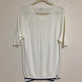 ブラウニー(BROWNY)の【BROWNY】メンズ トップス ホワイト(Tシャツ/カットソー(半袖/袖なし))