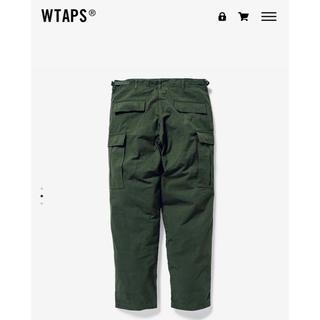 W)taps - WTAPS WMILL-TROUSER 01 / TROUSERS. NYCO