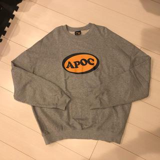 dholic - 値下げ APOC スウェット トレーナー