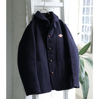 DANTON - DANTON ダントン ウールモッサ シングルジャケット