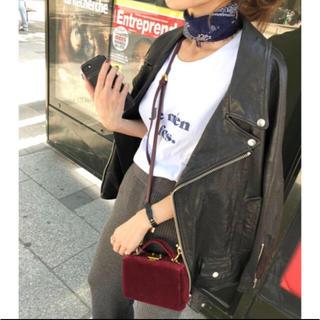 アパルトモンドゥーズィエムクラス(L'Appartement DEUXIEME CLASSE)のl'appartement アパルトモン ルベーシック Tシャツ 新品(Tシャツ(半袖/袖なし))