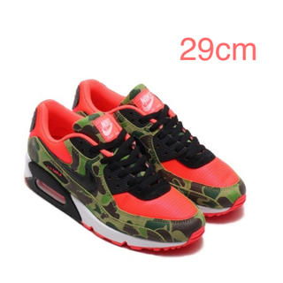 NIKE - NIKE AIR MAX 90 SP DUCK CAMO 29cm