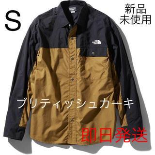 THE NORTH FACE - 即日発送! Sサイズ NR11961 BK ヌプシシャツ ノースフェイス