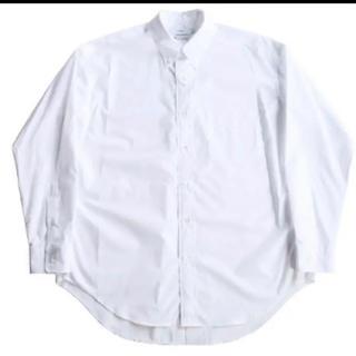 COMOLI - Graphpaper THOMAS MASON L/S BROAD B.Dシャツ