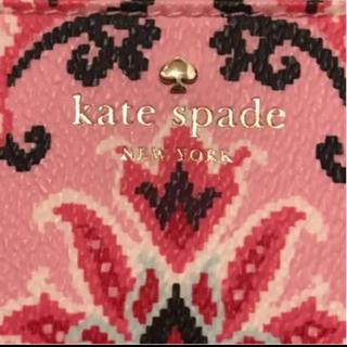 ケイトスペードニューヨーク(kate spade new york)のケイトスペード パスケース カードケース 【新品未使用】レア(パスケース/IDカードホルダー)