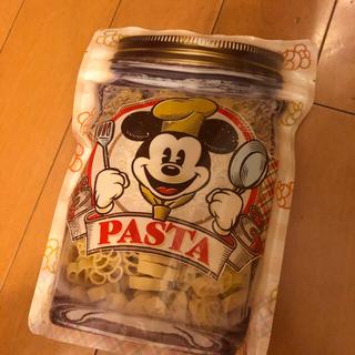 ディズニー(Disney)のディズニーミッキーシェイプのパスタ マカロニ ディズニー限定販売(麺類)