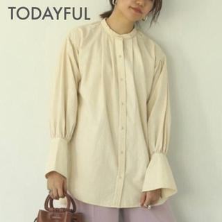 TODAYFUL - TODAYFUL Standcollar Vintage Shirts