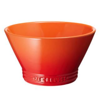 ルクルーゼ(LE CREUSET)のLe Cfeuset ネオボウル L オレンジ 2個セット(食器)