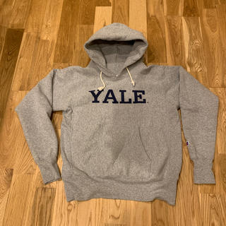 Champion - 赤タグ champion MADE IN USA YALE University