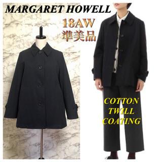 マーガレットハウエル(MARGARET HOWELL)の【18AW】Margaret Howell CottonTwillCoating(スプリングコート)