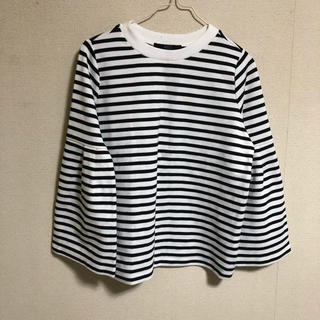 AZUL by moussy - ボーダートップス(AZUL by moussy)