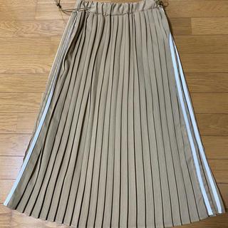 merlot - [美品]merlot プリーツスカート
