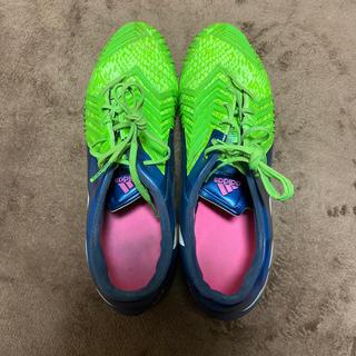 adidas - 今週までの限定価格!アディダス サッカースパイク 27cm