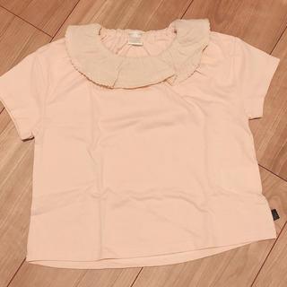 futafuta - 【テータテート】襟付き Tシャツ