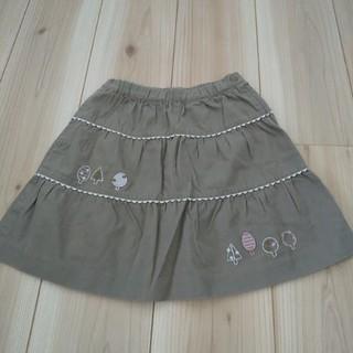 familiar - ファミリア スカート 110