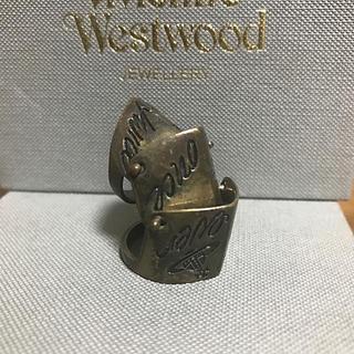 Vivienne Westwood - 【激レア】ヴィヴィアン ウエストウッド キス ミー トワイス アーマーリング