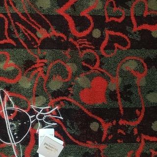 Vivienne Westwood - 🌸春物第2弾🌸ウサちゃん柄🐰イースター🐰タオルハンカチRD★ヴィヴィアン
