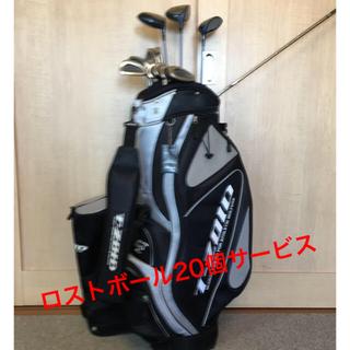 MIZUNO - MIZUNO・メンズゴルフクラブセット