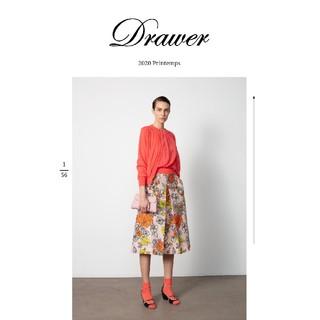 Drawer - ドゥロワー 今季 新作スカート