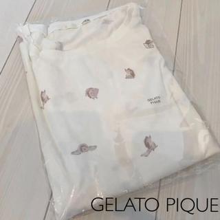 gelato pique - ジェラートピケ ルームウェア ハリネズミ柄♡