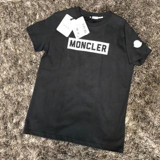 MONCLER - モンクレール 正規品 Tシャツ 新品未使用 タグ付き ブラック