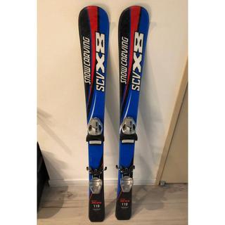 ジュニア スキー板 110cm(板)