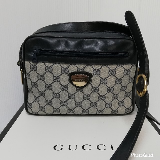 ブランド 時計 女性 スーパー コピー - Gucci - GUCCI グッチ オールドグッチ ショルダーバッグの通販