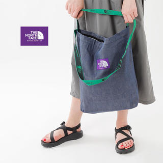 THE NORTH FACE - THE NORTH FACE PURPLE LABEL デニムトートバッグ