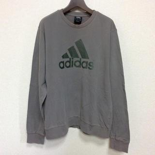 アディダス(adidas)の『adidas』ロゴ Tee(Tシャツ/カットソー(七分/長袖))