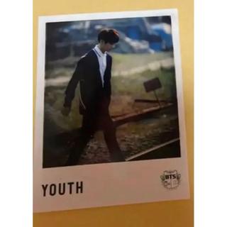 ボウダンショウネンダン(防弾少年団(BTS))のyouth BTS フォト ジョングク CD(K-POP/アジア)