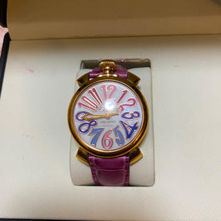 GaGa MILANO - GaGa MILANO / ユニセックス 腕時計 40mm