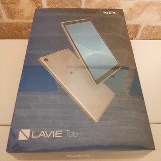 NEC - 新品 NEC LAVIE Tab E TAB08/H01 PC-TAB08H01