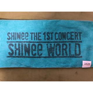 シャイニー(SHINee)のSHINee 1st ソウルコン スローガンタオル(アイドルグッズ)