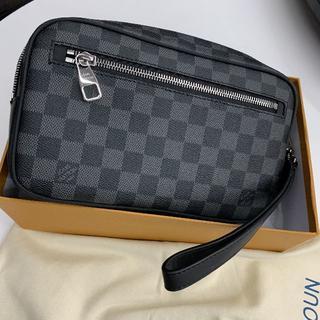 Louis Vuitton ダミエグラフィット ポシェット カサイ