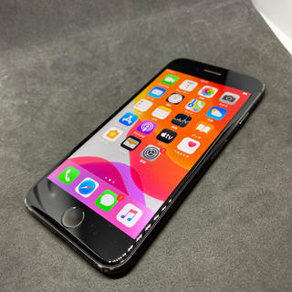 iPhone - ジャンク au iPhone8 64GB スペースグレイ