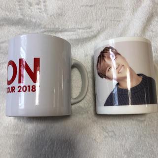 アイコン(iKON)のiKON ジナン JINHWAN マグカップ 公式 LIVE(アイドルグッズ)
