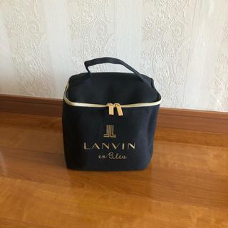 ランバンオンブルー(LANVIN en Bleu)のランバン マルチボックス(メイクボックス)