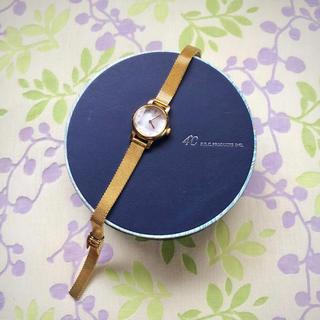 4℃ - 4℃   ㉔  ソーラー腕時計・稼動品✨