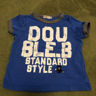ダブルビー(DOUBLE.B)のミキハウス ダブルビー  90 Tシャツ(パンツ/スパッツ)