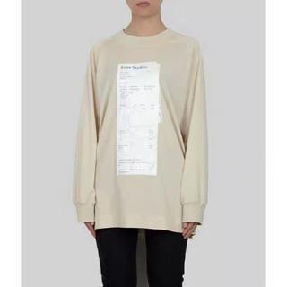 アクネ(ACNE)のacne studios 長袖カットソーTシャツ男女兼用アクネ (Tシャツ/カットソー(七分/長袖))