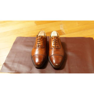 Crockett&Jones - Crockett&Johns Dark Brown UK8 E26.5-27.0