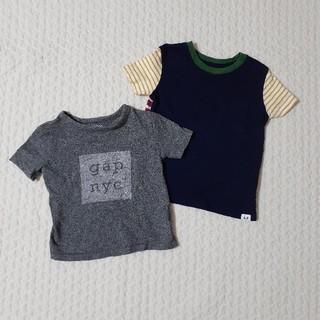 babyGAP - babyGAP Tシャツ 2枚セット まとめ売り