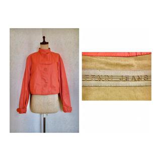 フェンディ(FENDI)の90s Vintage FENDI Rubber Jacket(ブルゾン)
