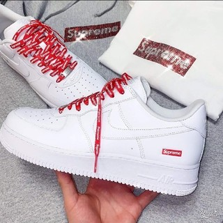 NIKE - 27cm Supreme Nike Air Force 1 Low