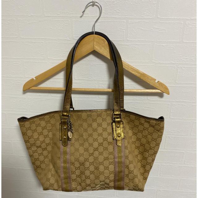 Gucci - 値下げ!【GUCCI】ハンドバッグの通販